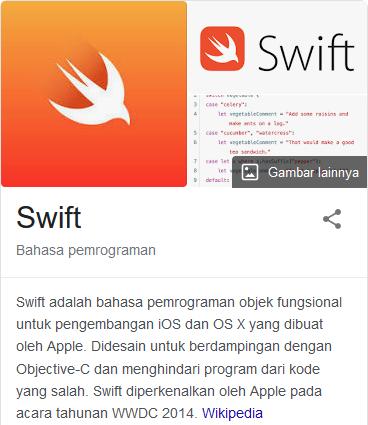 manfaat swift untuk ios